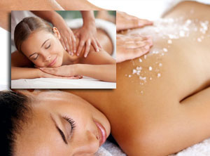 Body Peeling + Relaxing massage 15
